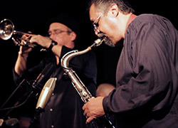 Joe Lovano and Dave Douglas Quintet