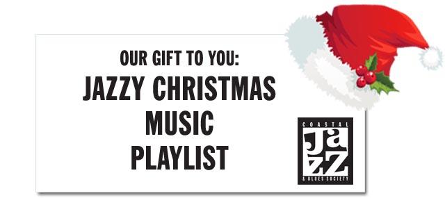Coastal Jazz Gift - Jazzy Christmas Music Playlist